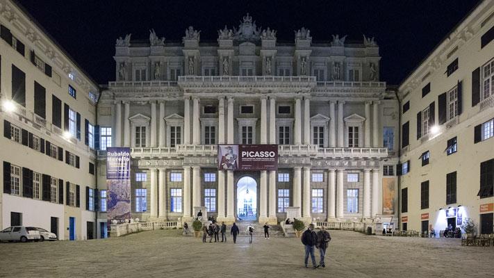 Molloy, in mostra al Palazzo Ducale di Genova